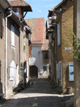 Photo : Ruelle de Mens