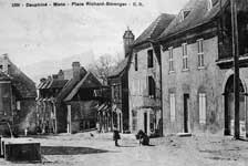 Photo : Place Richard Béranger
