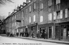 Photo : Hôtel du Lion d'or